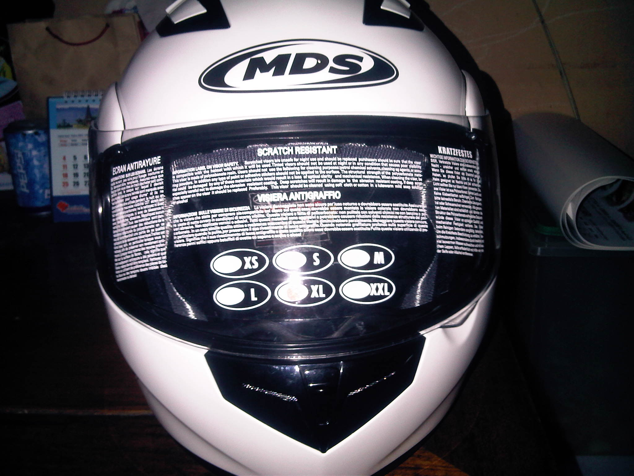 Review) MDS Pro Rider Helmet 1cf1510127