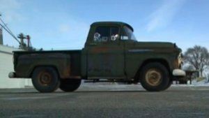Pickup Chevrolet 3100 lansiran 1957 milik opa Bob
