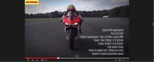 Ducati 1199 Superleggera,benar-benar super!!