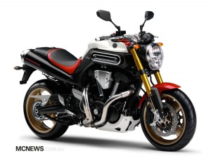 Yamaha MT-01!
