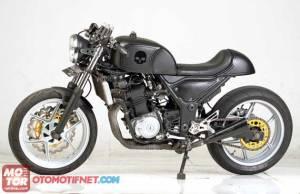 Ninja 250 dirubah drastis,amazing!