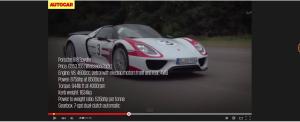 Porsche 911 spyder,Mantaap