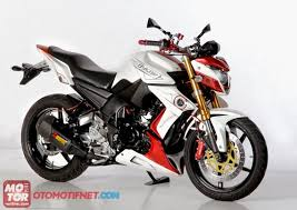 Racing style but still pure naked bike.. joosss