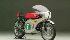 Honda RC166,motornya Mike the Bike!