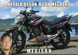 Ini yang penomenal nih XD Megison!