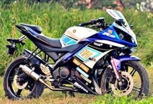 Yamaha R15 Modifikasi?? Mantab!