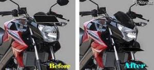 skotlet headlamp new vixion