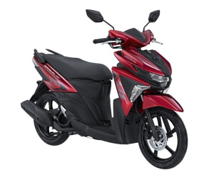 soul 125 red