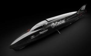 Triumph Rocket Streamliner,ini motor loh brosist!! :D