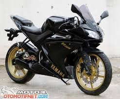Vixion modifikasi black edition :cool: