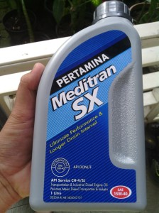Meditran SX,mantep juga ya!