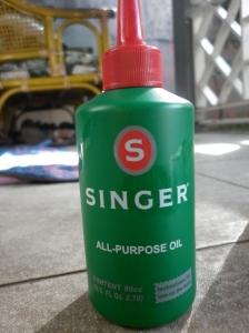 MInyak singer,ampuh!