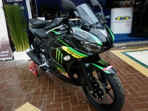 Yamaha R25 Livery Tech3?? Baru??