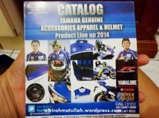 Catalog Genuine Accesories Yamaha