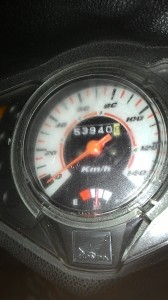 Saat 500km..