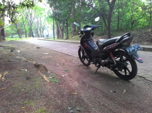 Salam dari motor tua :)