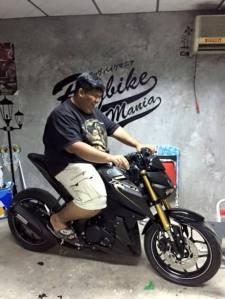 Simak yuk apa yang menarik dari Yamaha Xabre!