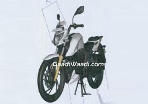 Penampakan TVS Apache RTR 200 4V dari negeri India sana