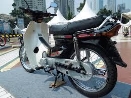Honda Astrea Prima,salah satu legenda motor bebek terlaris di Indonesia