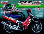 Yamaha F1Z R