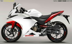 Renderan Honda All New CBR150R LED