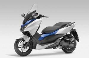 Desain Forza 125 jadi desain Forza 150 di Indonesia? Cakep!