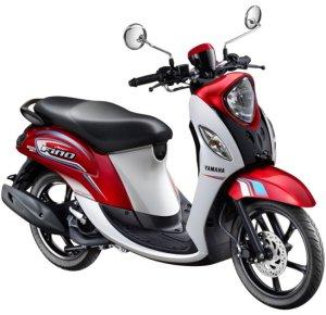 Mio Fino, motor matic 125cc Yamaha