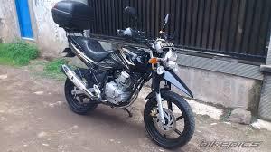 Spakbor Kawasaki ZX130R,laku buat sembako modif!
