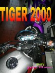 Buat Tiger,jadi keren amat!