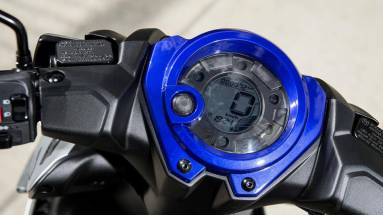 speedometer aerox