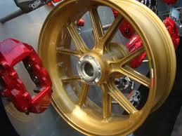 velg gold