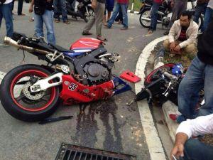 motor rusak