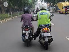 Masih banyak polisi yang baik dan mengabdi untuk masyarakat!