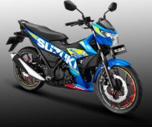 Pakai engine Satria F150,edan nih!