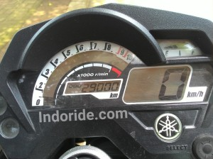 Speedometer digital,simple dan mantaaap!