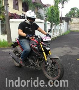 Yamaha Seiber 150..