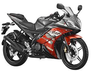 Yamaha R15 Adrenaline Red