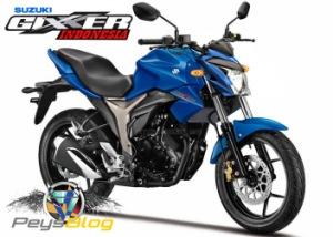 Suzuki Gixxer 150 karya mang Peysblog!!