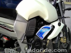 Meditran SX on Yamaha Byson