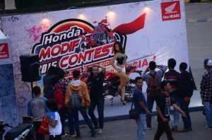 Honda Moidf Contest