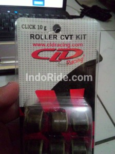 Roller CLD..
