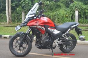 Honda CB500X!