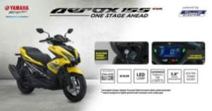 Aerox 155 Standart Version