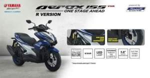 Aerox 155 Sport R Version