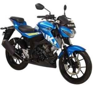 Suzuki GSX-S150 Blue Ecstar MotoGP Livery