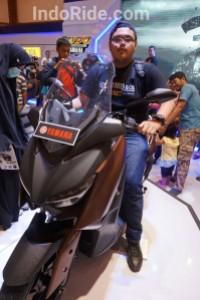 Yamaha XMax 250, garang!