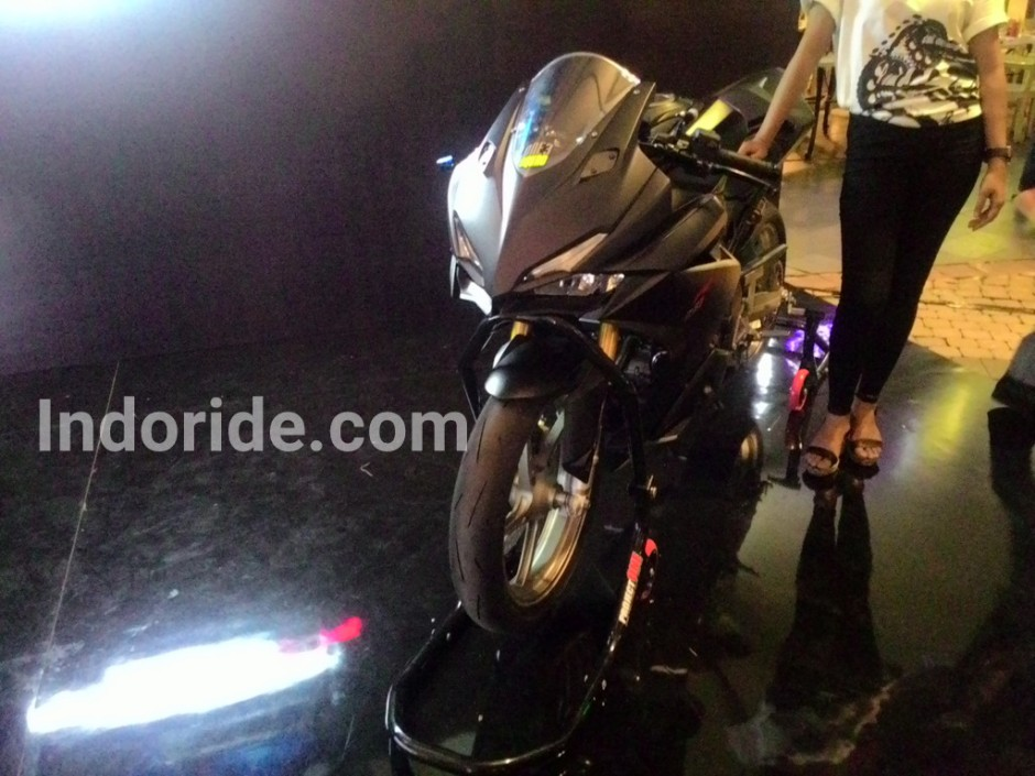 Honda CBR250RR Modification Karya One3Motoshop