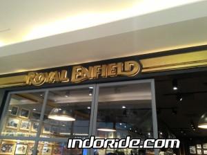 Store Gear & Apparel Royal Enfield di PIM 2,selamat!