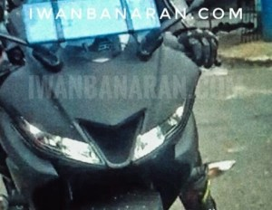 Spyshot muka All New R15 nih brosist