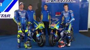 Suzuki Ecstar Team MotoGP 2017!